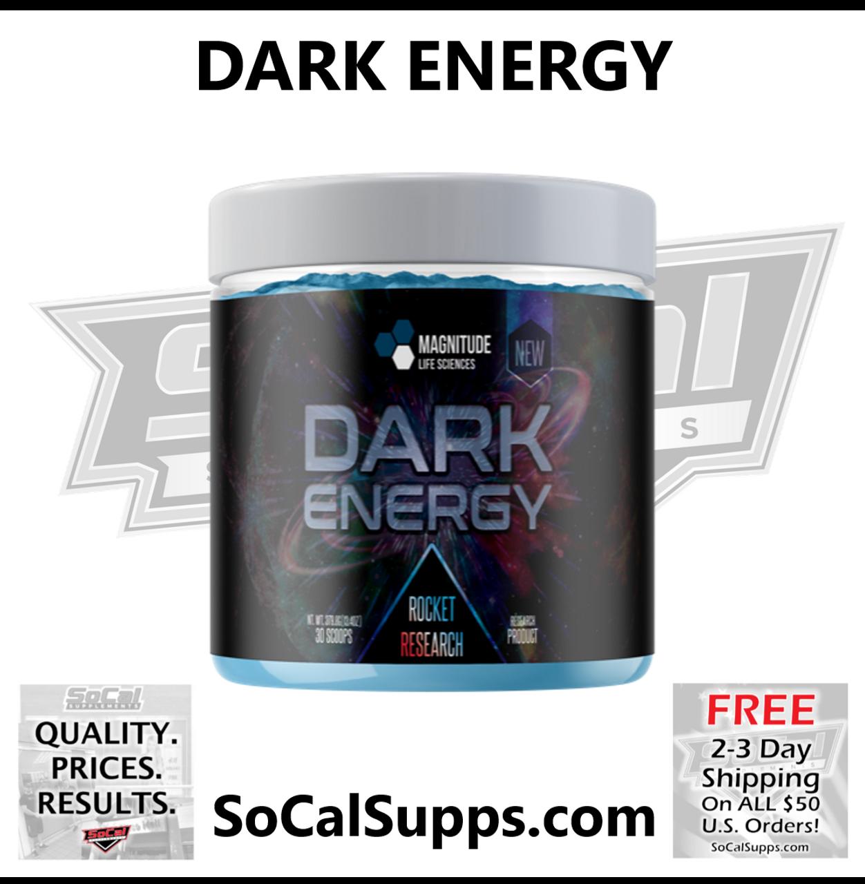 Dark Energy Explosive High Energy Pre Workout Socalsupps Com