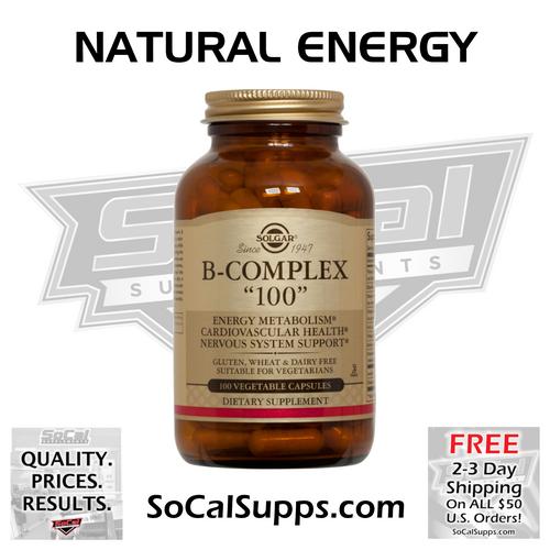 """B-Complex """"100"""" (100 capsules)"""
