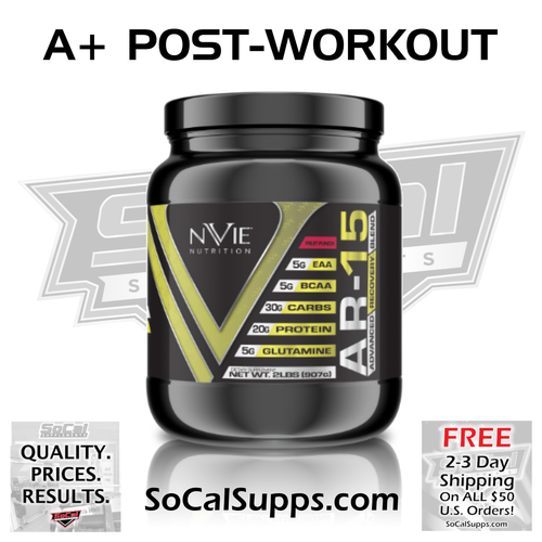 NVIE AR-15: Post-Workout for Optimal Recovery