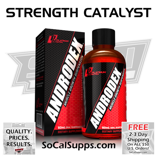 ANDRODEX: Liquid Strength Catalyst