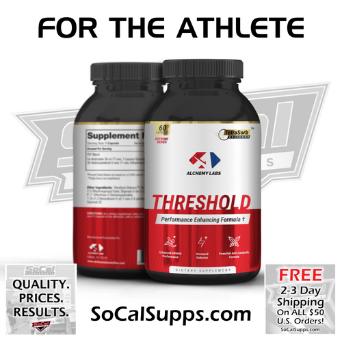 THRESHOLD: Enhancing Athletic Performance