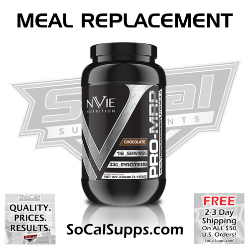 PRO-MRP: Meal Replacement