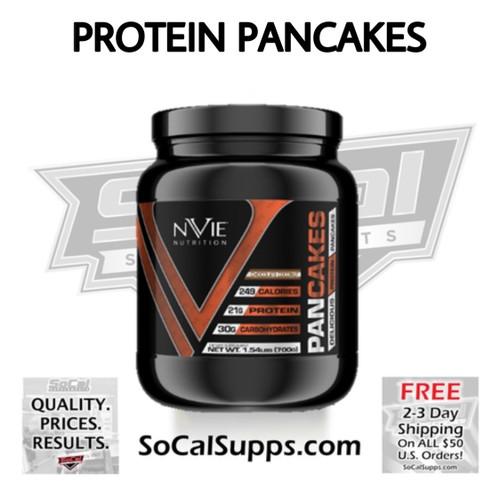 NVIE PROTEIN PANCAKES: Delicious Protein Pancakes