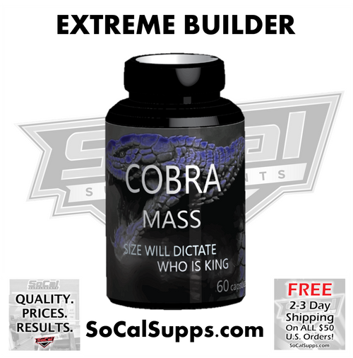 COBRA MASS: Size Will Dictate Who is King