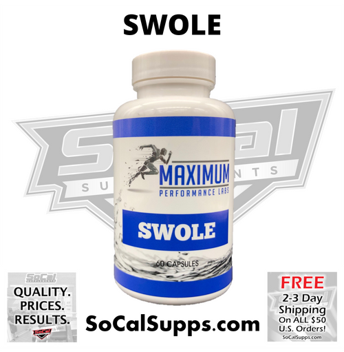 SWOLE - SoCalSupps com