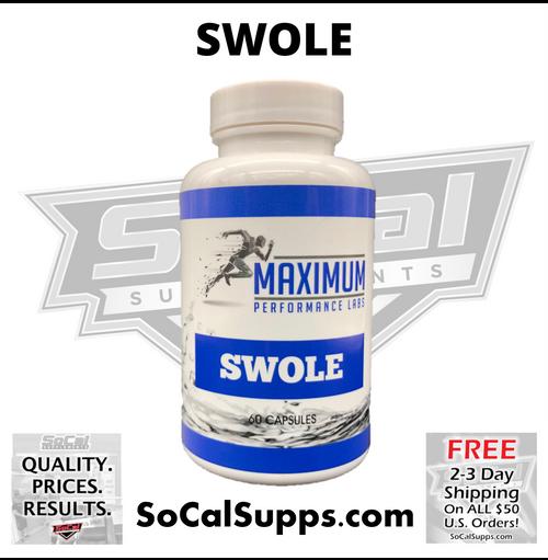 SWOLE - Pills