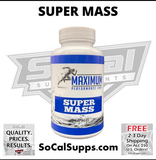 SUPER MASS - Pills