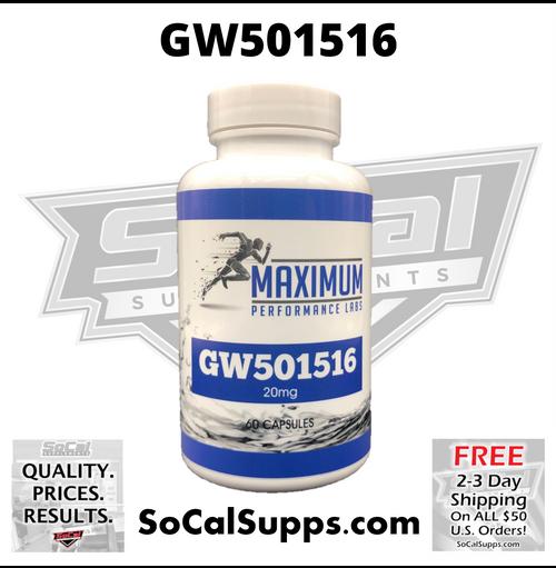 GW501516 - Pills