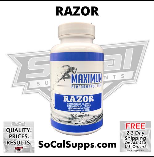 RAZOR - Pills