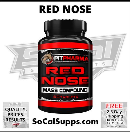 RED NOSE: Mass Compound