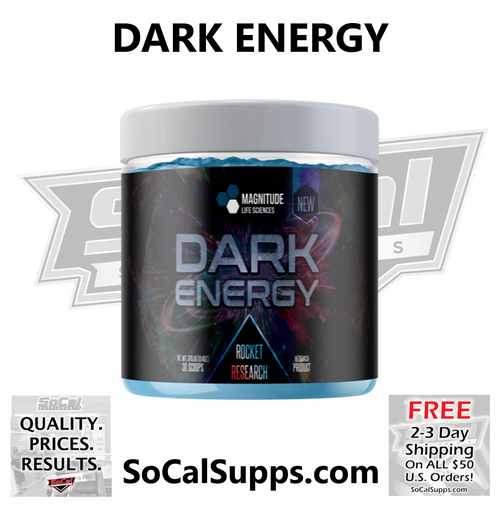 DARK ENERGY: Explosive High Energy Pre-Workout