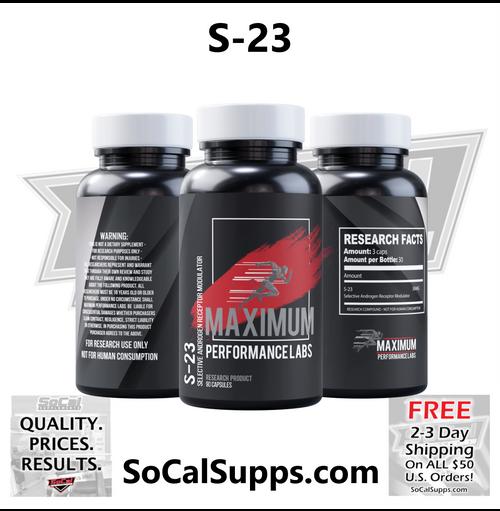Maximum Performance Labs S-23
