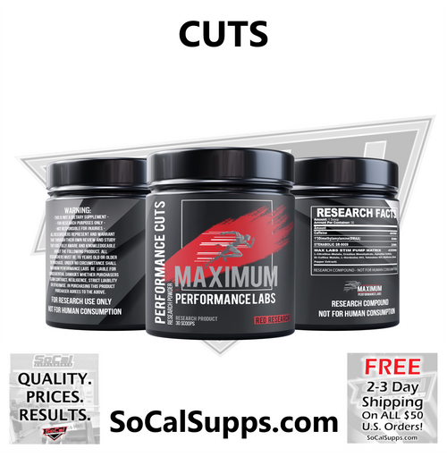 Maximum Performance Labs Cuts