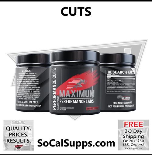 Maximum Performance Labs Cuts