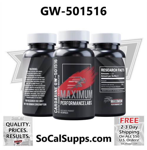 Maximum Performance Labs GW-501516