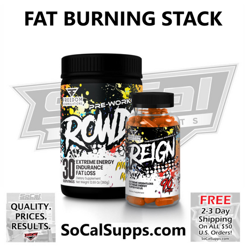FAT BURNING STACK