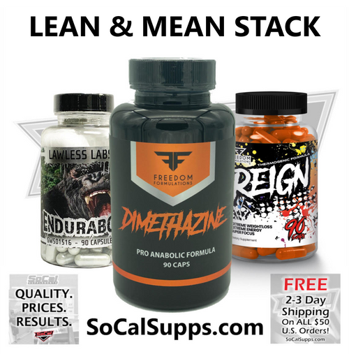 LEAN & MEAN STACK