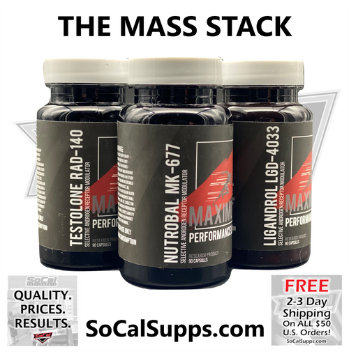 THE MASS STACK: Insane Muscle Gains