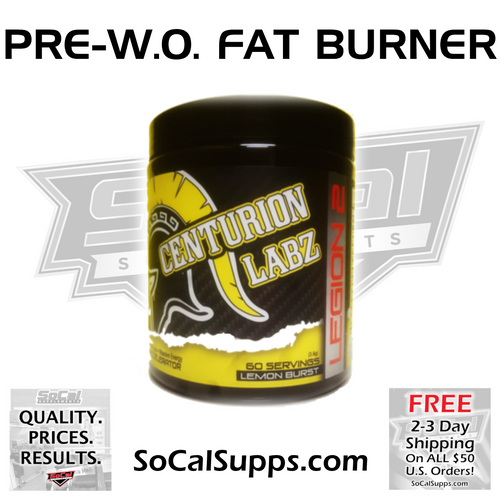LEGION 2: Powdered Fat Burner Accelerator