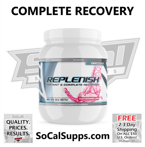 REPLENISH: Instant & Complete Recovery