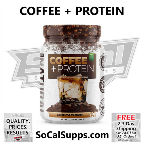 COFFEE + PROTEIN: Start Your Morning Right