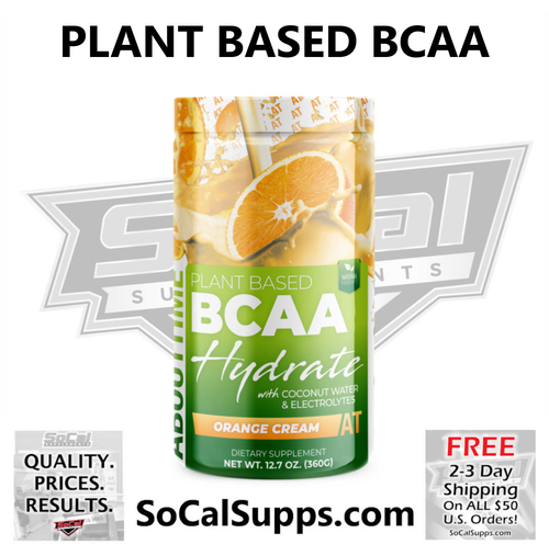 BCAA HYDRATE: Plant Based BCAA