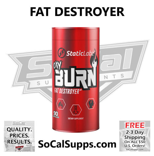 OXY BURN: Fat Destroyer