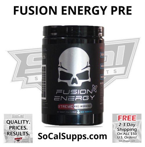FUSION ENERGY: Extreme Pre-Workout