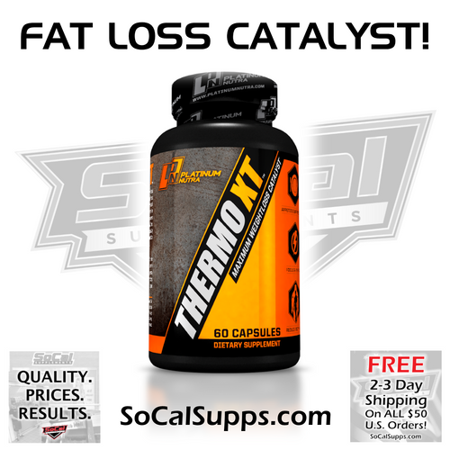 THERMO-XT: Fat Loss Catalyst