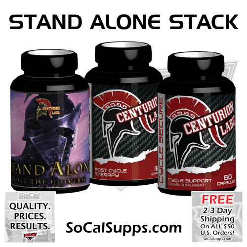 STAND ALONE COMPLETE STACK! Extreme Lean Mass Stack