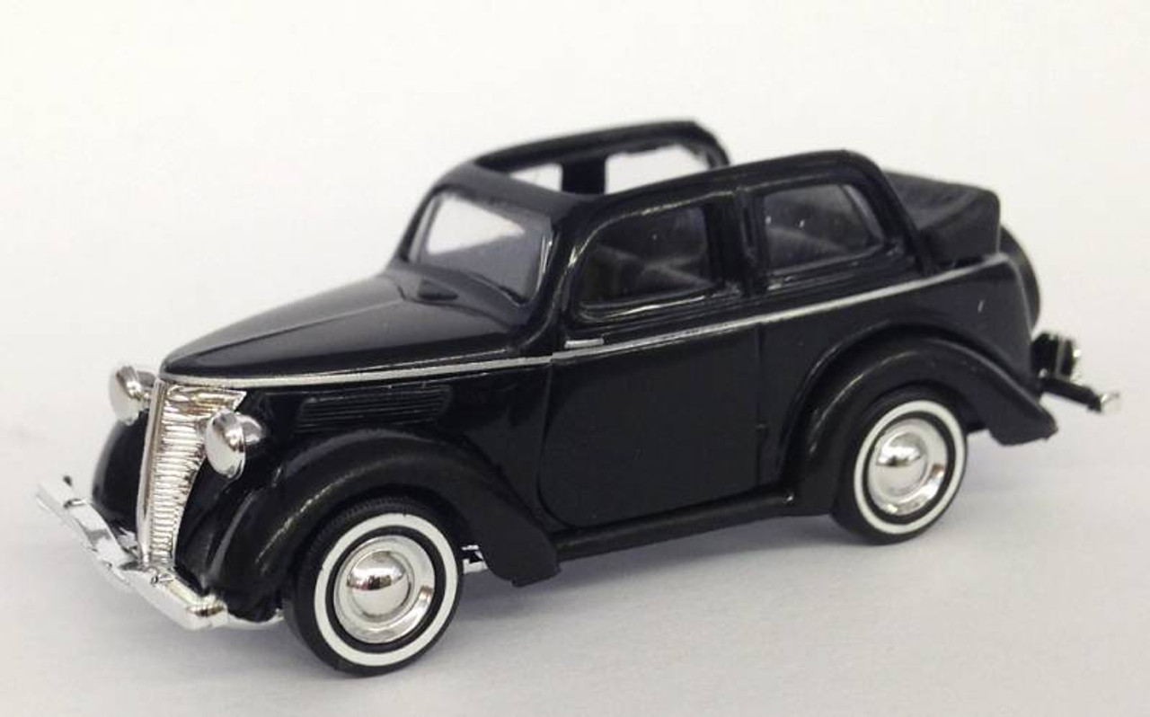 Ho 1 87 Promotex 6552 1940 S Era Ford Convertible Busch Black Truck Stop Hobbies 1 87