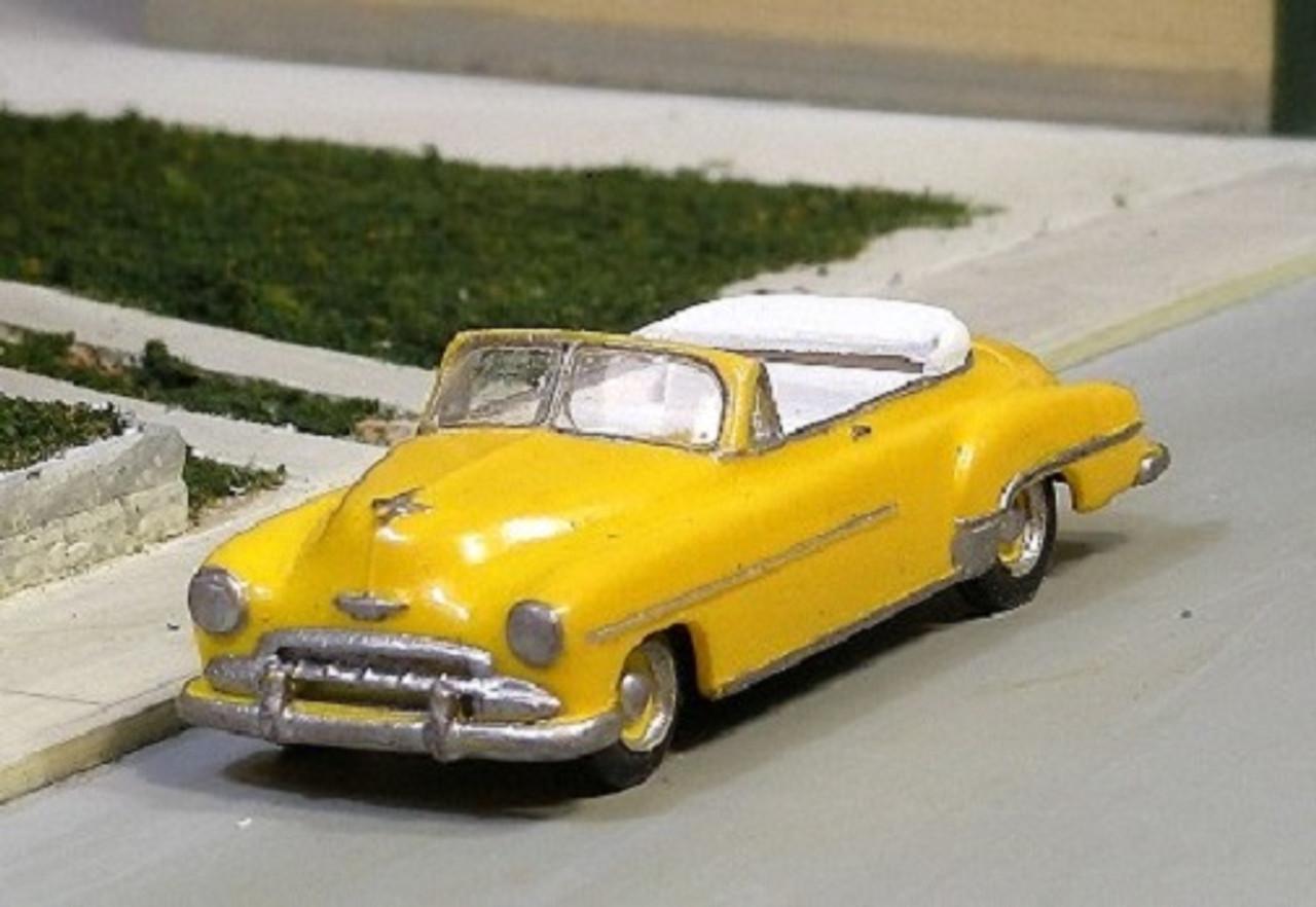 HO 1//87 Sylvan Scale Models # V-164 1952 Chevy Station wagon KIT