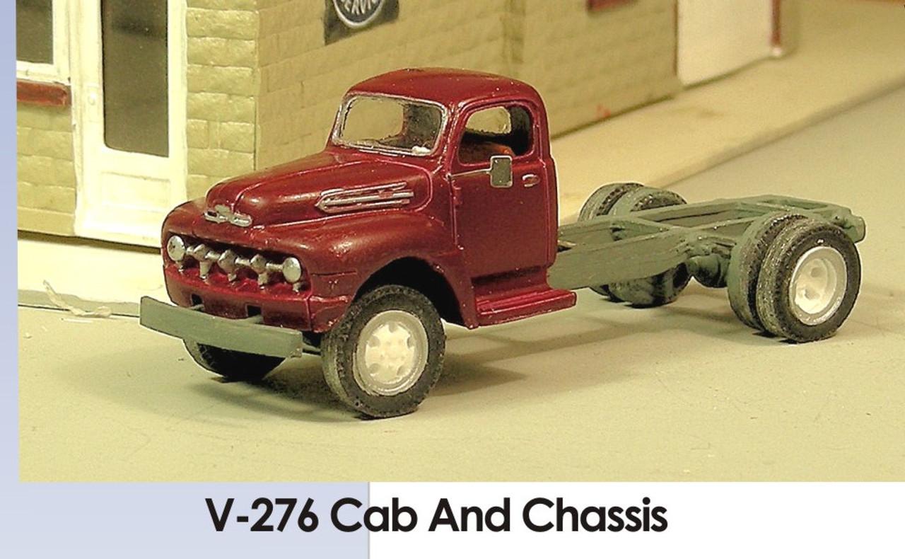 Ho 1 87 Sylvan V 275 1952 Ford Dump Truck Kit Contemporary Manufacture Toys Hobbies