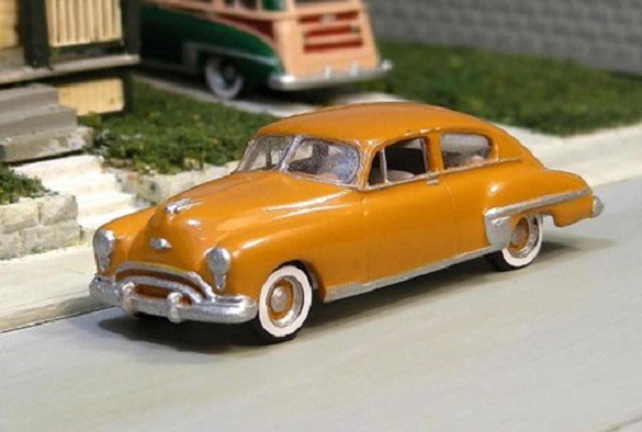 HO 1:87 Sylvan # V-171 - 1949 Oldsmobile 88 FastBack 2-door KIT