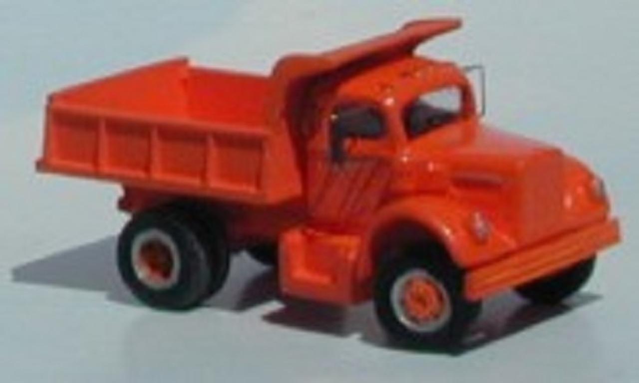HO SCALE Kit V-025 1956-66 White 4000 w//Dump Body by Sylvan