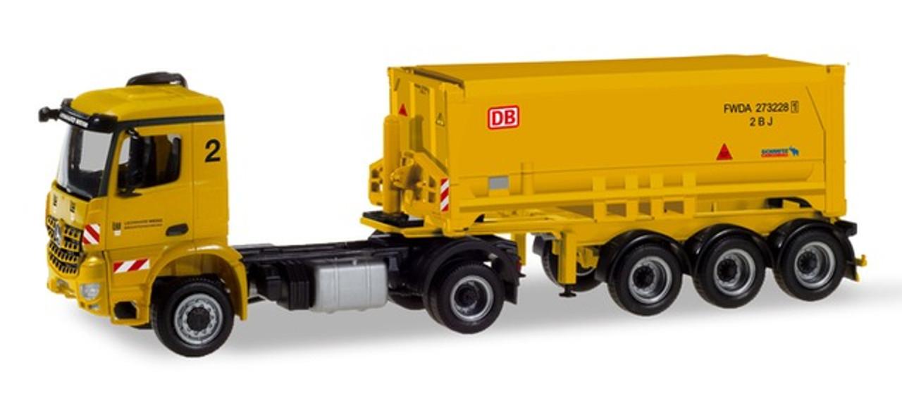 TRES camion accessoires 304221 HERPA CAMION SCANIA R TopL//Aerop réfrigération dedevenir K.A.J