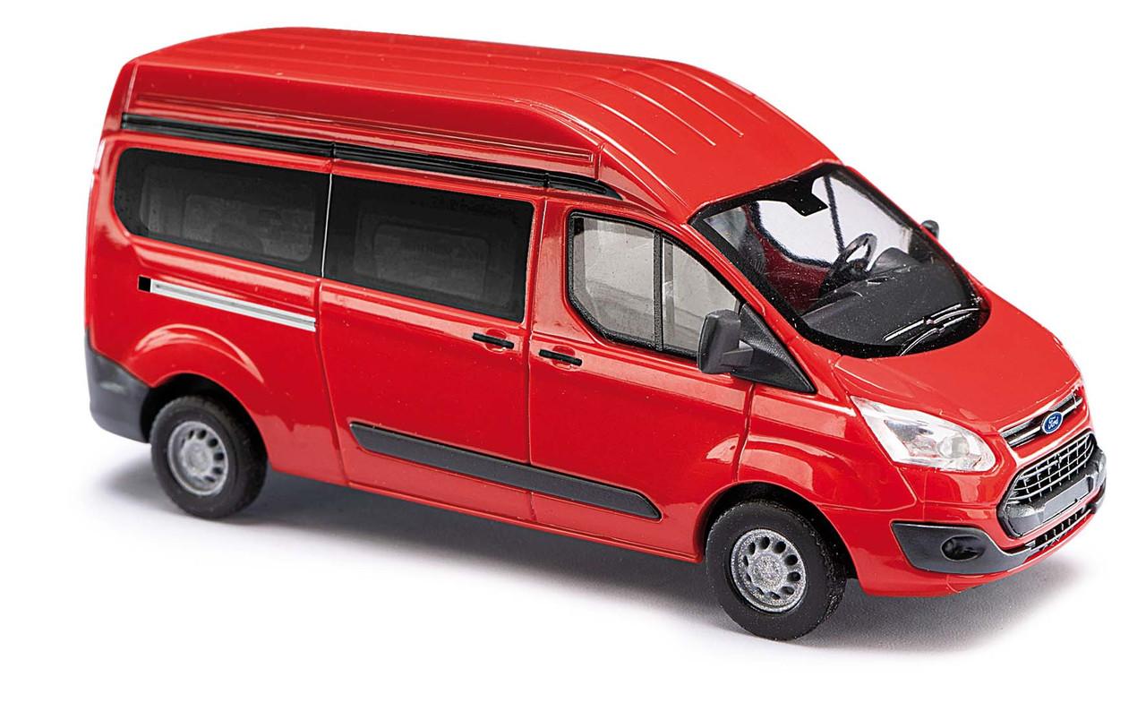 Ford Transit Bus//Van HO 1:87 Busch # 52421 Black