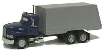 HO 1/87 Promotex # 450320 Mack Tandem Axle Maintenance Truck - Resin body