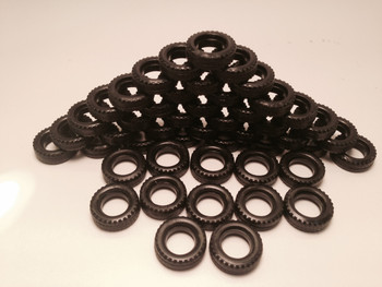 HO 1/87 Promotex # 5358 Truck Tires Only  50 Pieces