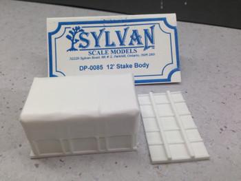 HO 1/87 Sylvan Scale Models # DP-0085 - 12' Stake Body Kit