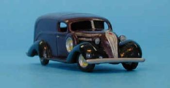 HO 1//87 Sylvan Scale Models # V-048 1937 Hudson 2 Door with Trunk KIT