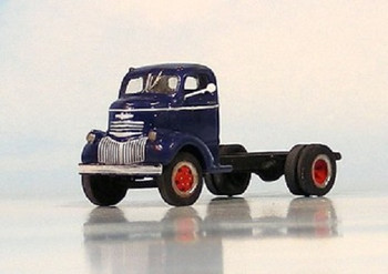 HO 1:87 Sylvan Scale Models # V-116 - 1941-47 Chevy COE Cab & Chassis KIT