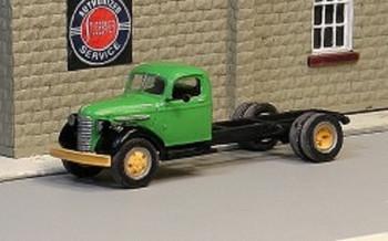 HO 1/87 Sylvan Scale Models # V-190 1939-40 GMC Cab & Chassis  KIT