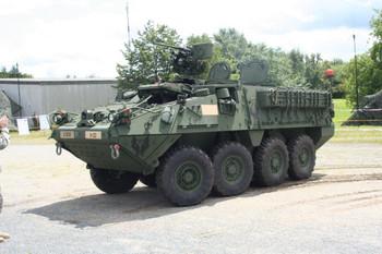 "HO 1:87 Trident # 87090 - ""Stryker"" ICV Armored M1126 Infantry Carrier KIT"