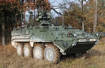 HO 1:87 Trident # 87102 M1130 MEV ICV Stryker CV TACP Commander's Vehicle KIT