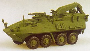 HO 1/87 Trident # 90027 - LAV-R Armored Recovery Vehicle w/Boom Crane KIT
