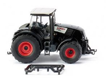 HO 1/87 Wiking # 36302 Claas Axion 850 Tractor - Black, Red