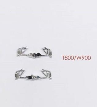 HO 1:87  Trucks N' Stuff Mirror Sets for Kenworth T800 & W900 (2 sets) # 5496-1