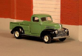 HO 1:87 Sylvan V-246 - 1946-47 Mercury Pickup KIT