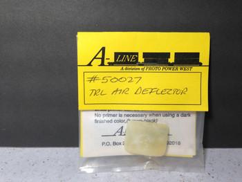HO 1/87 A-Line # 50027 Trailer Air Deflector
